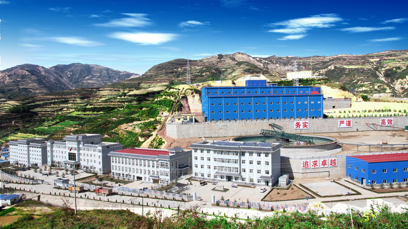 Longnan Zijin Mining Co., Ltd