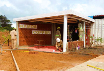 Kamoa Copper Mine
